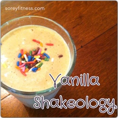 VanillaShakeologySprinkles