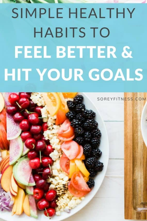 Habits of a Biggest Loser: Learn How to Feel Better & Get to Your Goal