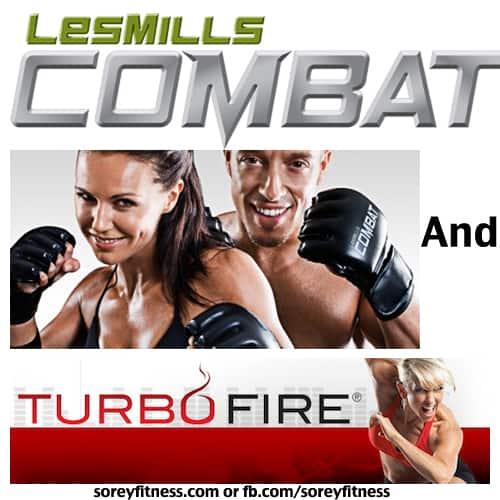 Les Mills Combat TurboFire Hybrid - HIIT