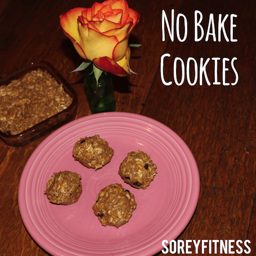 No Bake Cookies Recipe with Protein – Nut Butter Lover Oatmeal Cookies