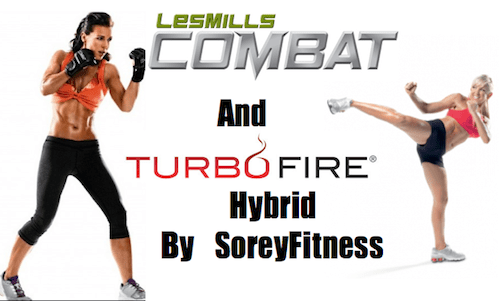 Combat TurboFire Hybrid Workout Schedule – Max Cardio Workout Routine