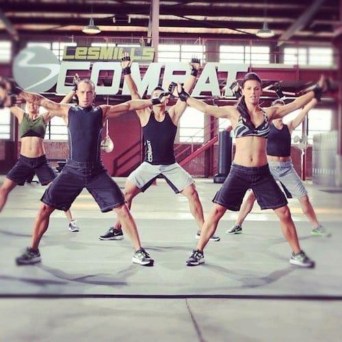 Les Mills Combat Mixed Martial Arts Workout at Home