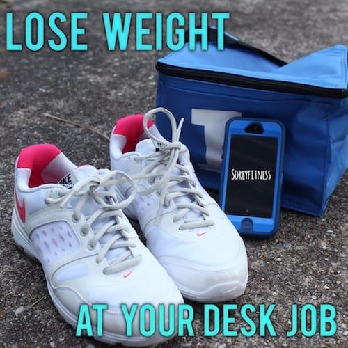 Lose Weight At Desk Job