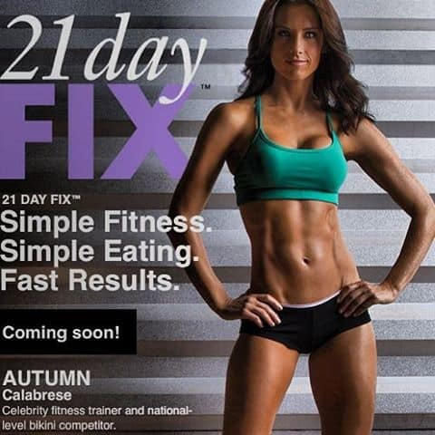 autumn calabrese 21 day fix