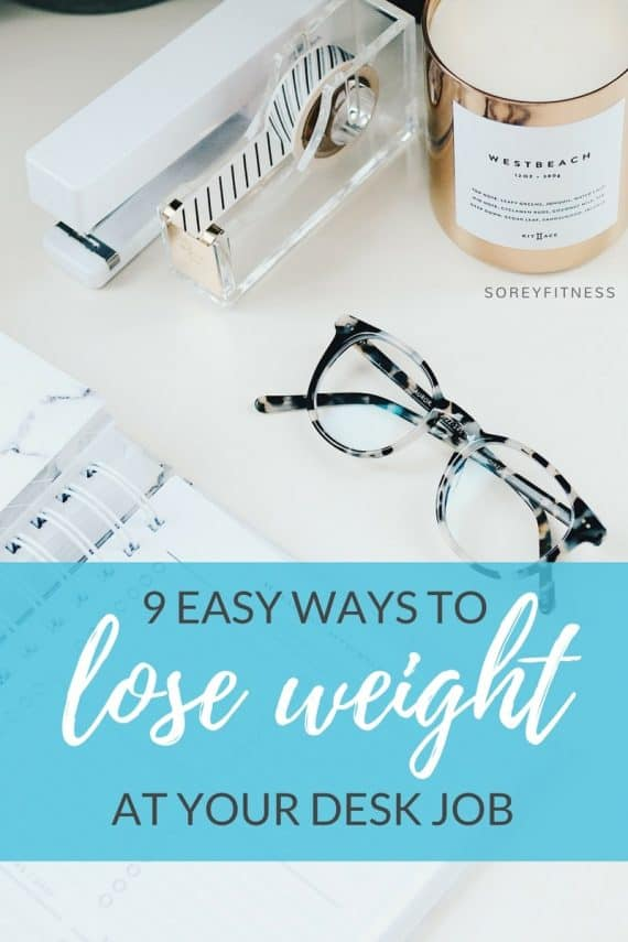 Lose weight at your desk job with these simple tips and tricks. You won't believe how easy they are to implement or the results you'll see in 1-2 weeks!