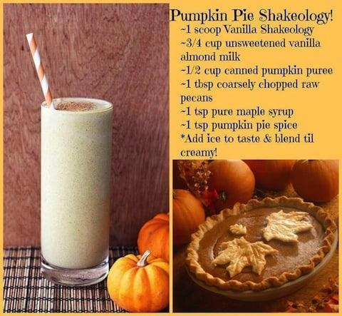 Shakeology Yogurt Bowl