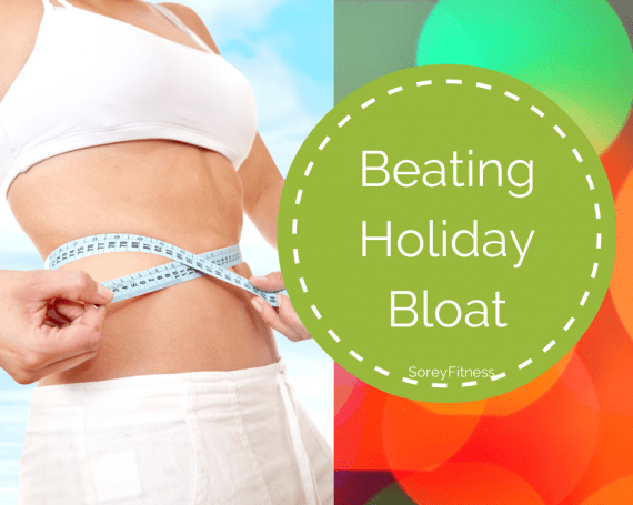 Lose the Bloat - How to Lose 5 lbs This Holiday