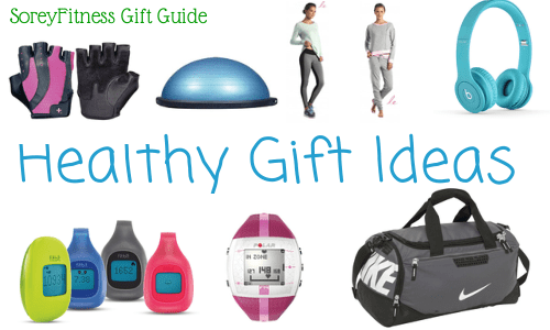 20 Healthy Gift Ideas for Your Fit Family