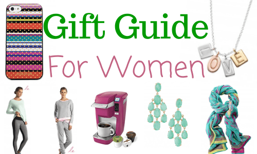 Gift Ideas For Women Presents For A Girlfriend Wife Or