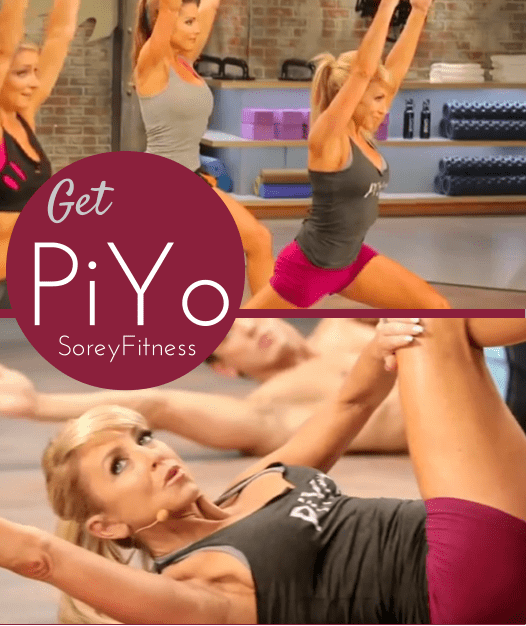 PiYo Workout by Chalene Johnson – Pilates and Yoga Fusion
