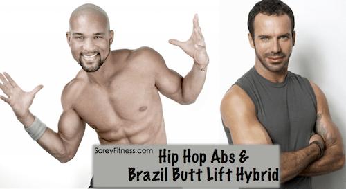 Hip Hop Abs Brazil Butt Lift Hybrid