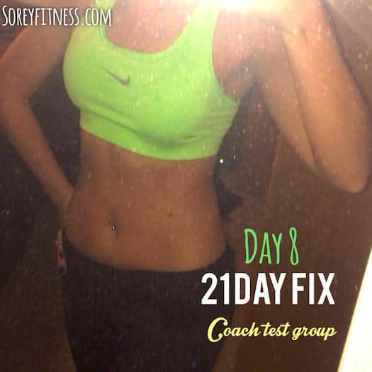 Before and After Pictures 21 Day Fix