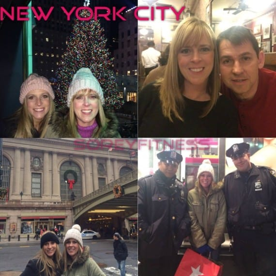 Our First Trip to New York City at Christmas