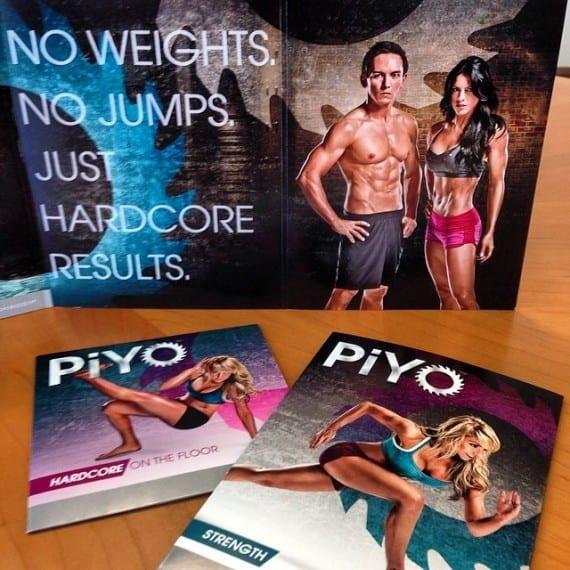 PiYo Workout by Chalene Johnson New Workout