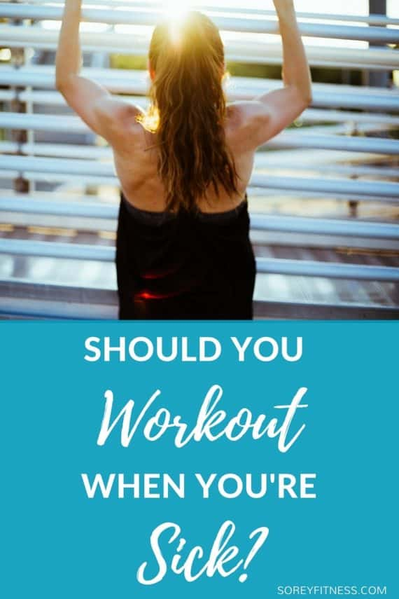 Working out while you're sick can leave you feeling worse. Find out the best plan of action and types of exercises to do and avoid while you're feeling bad.