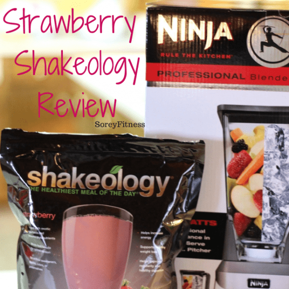 Strawberry Shakeology Review
