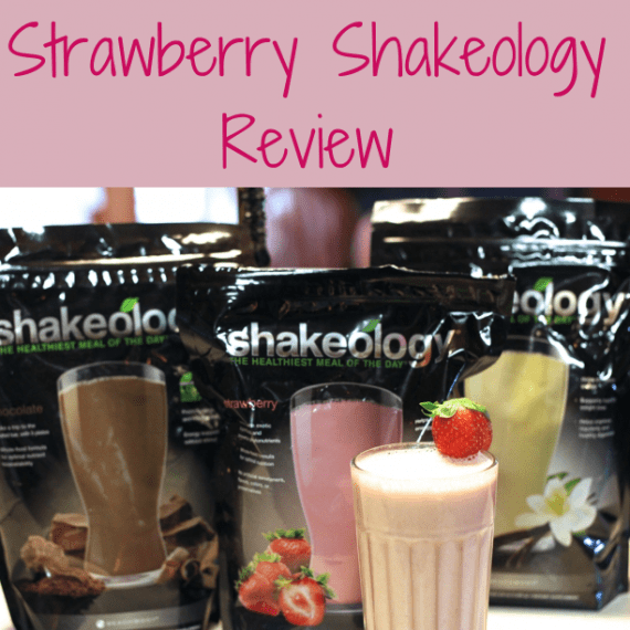 Strawberry Shakeology Review 1
