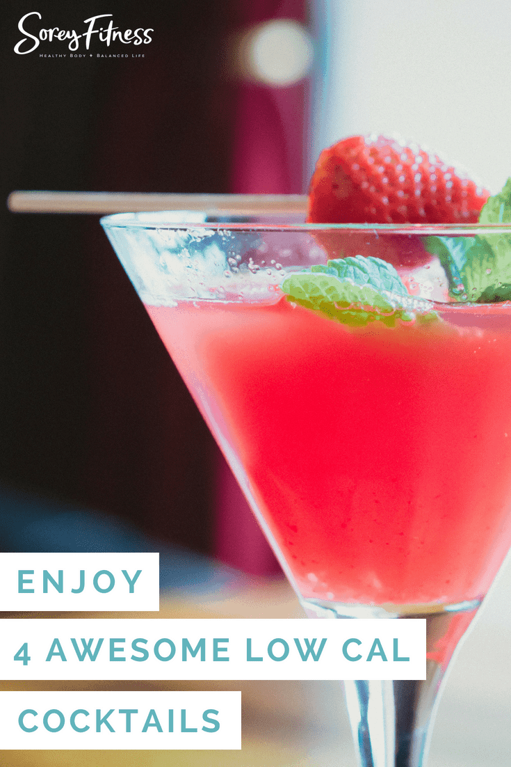 Low Calorie Wine and Cocktails That You Will Love