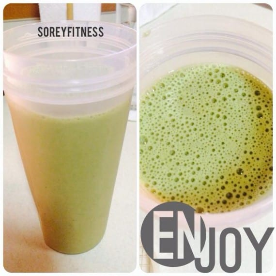 Green Monster Smoothie – Plus 2 Healthy Shamrock Shakes