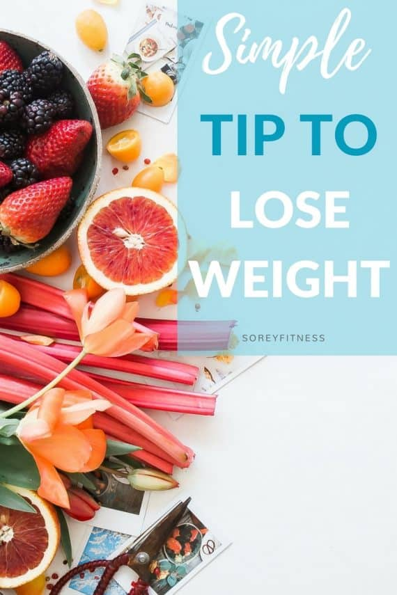 Simple diet tip to lose weight! Mindful eating is the only diet we follow!