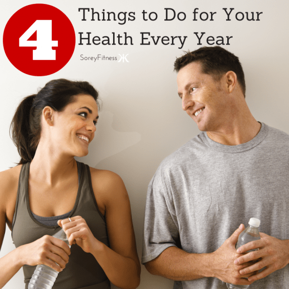 4 Things to Do for Your Health Every Year