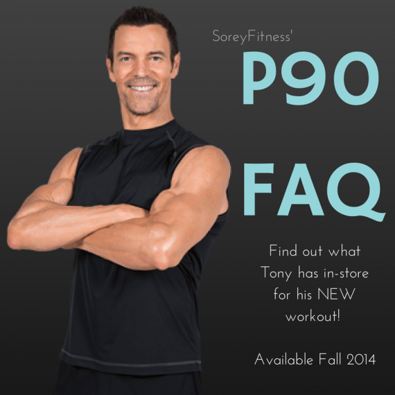 P90 Workout – Lose Weight and Tone Up with Tony Horton