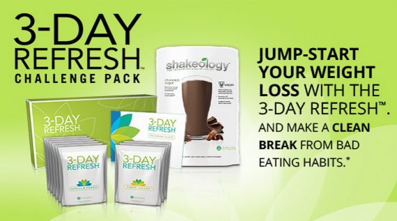 ReFresh Detox - Refresh Beachbody's 3-Day Cleanse Results