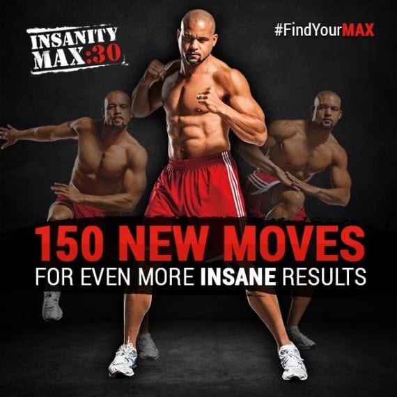 Insanity Max 30 with Shaun T