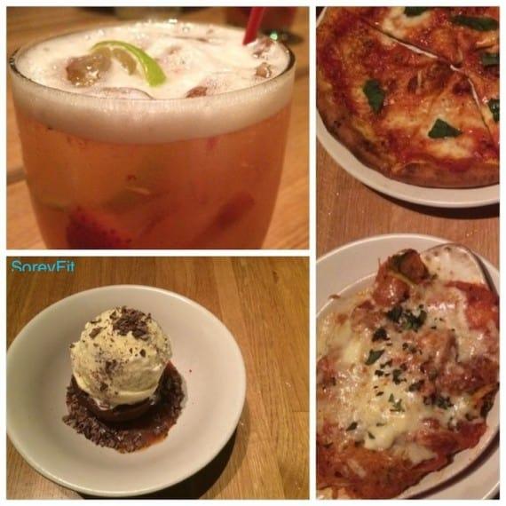 True Food Kitchen during Beachbody Leadership 2014