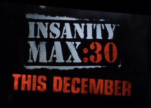 insanity max 30 shaun t's new workout