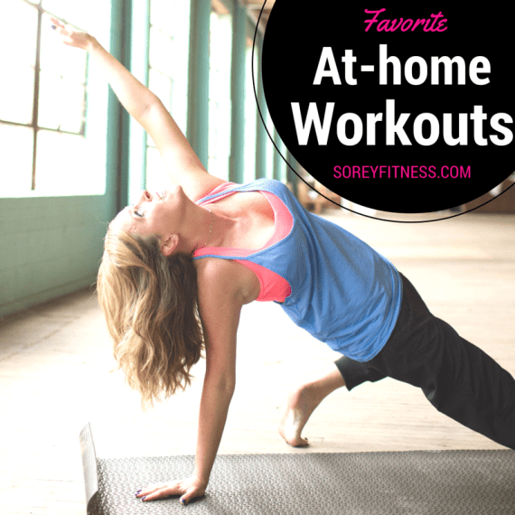 Favorite Workouts at Home – Lose Weight & Get Fit