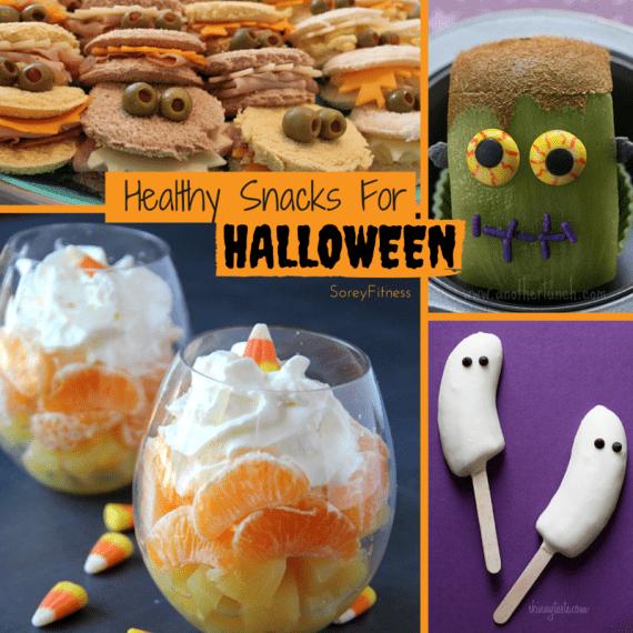 Healthy Halloween Treats and Snacks For Any Age