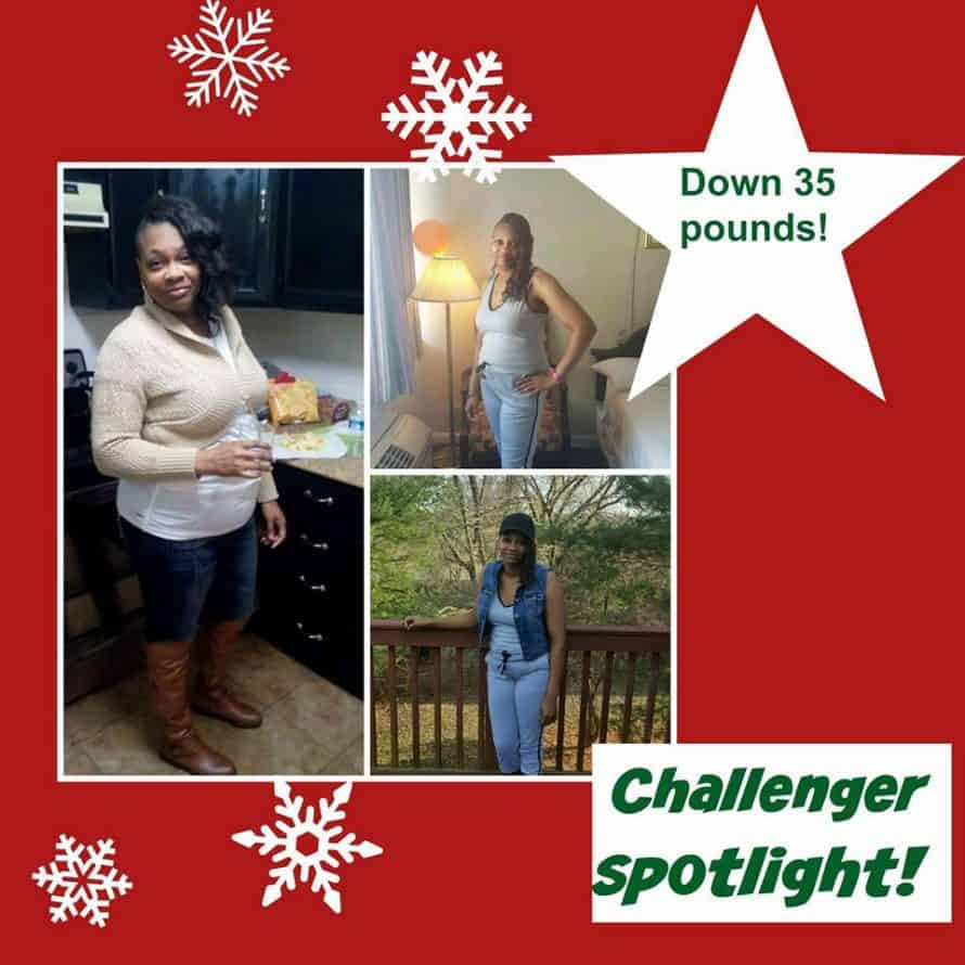 21-day challenge before mcgriff