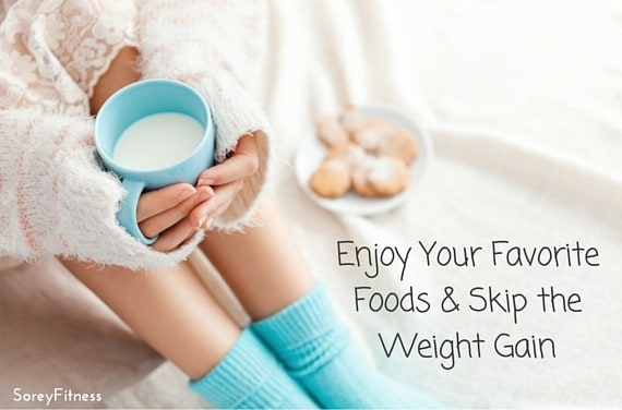 Avoid Muffin Top - 13 Ways to Stay Healthy at the Holidays