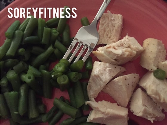 Countdown to Competition Meal Plan 21 Day Fix Extreme