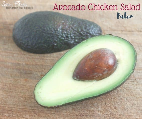 21 Day Fix Lunch Recipes include Avocado Chicken Salad