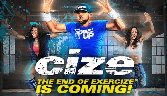CIZE - Shaun T's New Dance Workout