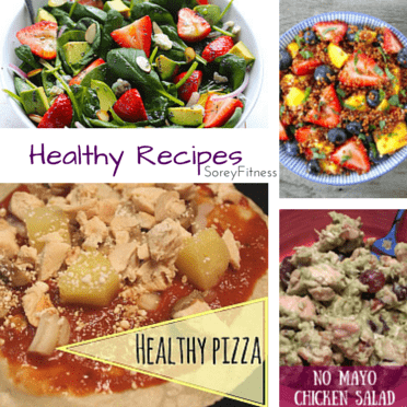 Healthy Recipes – Our Favorite Easy Meals