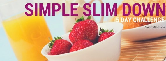 SimpleSlimDownCover - Nutrition and Diet