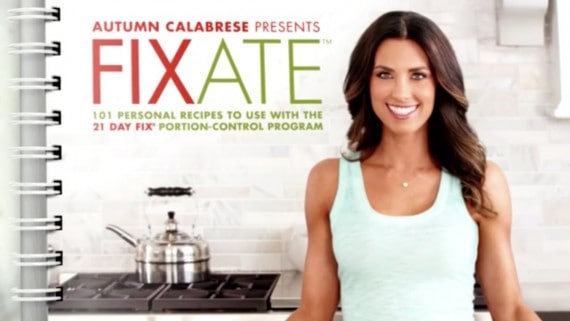 21 Day Fix Cookbook - Fixate Cookbook
