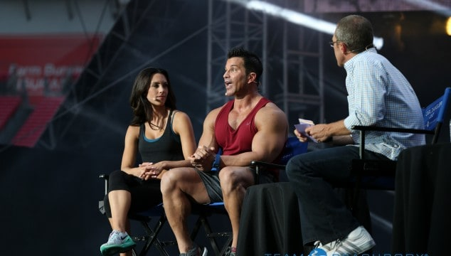 Hammer & Chisel Workout with Autumn Calabrese and Sagi Kalev