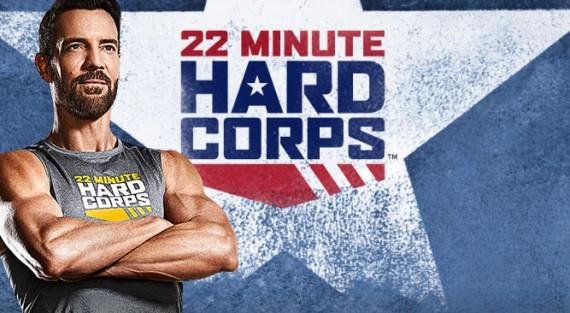 22 Minute HardCorps By Tony Horton