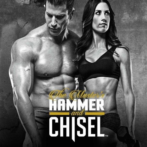 Hammer and Chisel - Sculpt Your Body - Total Body Workouts with Autumn Calabrese and Sagi Kalev