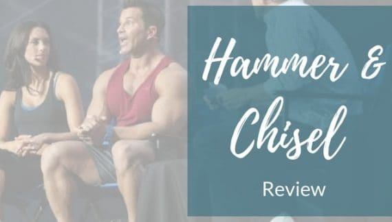 Hammer and Chisel Workout with Autumn Calabrese and Sagi Kalev
