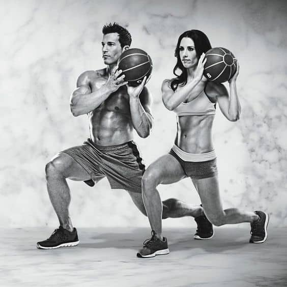 21 Day Fix's Autumn Calabrese and Body Beast's Sagi Kalev's new total body workout program!