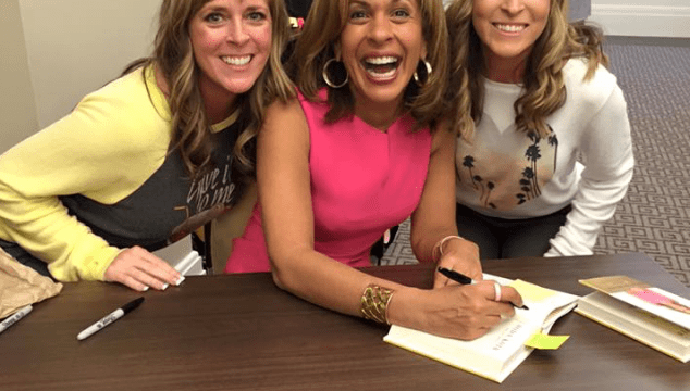 Meeting Hoda Kotb and Other Marvelous Things