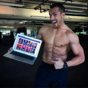 Joel Freeman 8x8 Workout - SuperSets 30 Minute Workout