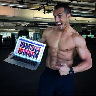 Joel Freeman 8×8 Workout – SuperSets 30 Minute Workout
