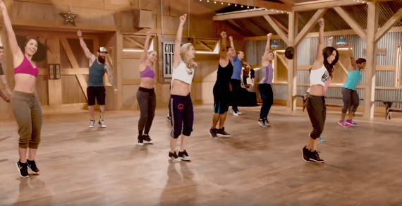 Country Heat Dance Workout by Autumn Calabrese