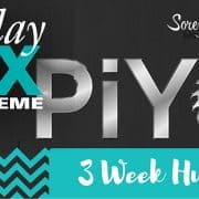 PiYo 21 Day Fix Extreme Hybrid Schedule